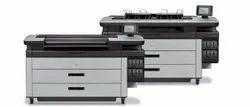 HP PageWide XL 5100 Printer Series