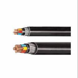 Number Of Cores: 3 Core Copper Armoured Cable, (Polycab)
