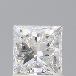 1CT E VVS1Princess Natural Diamond