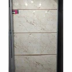 Marble Finish Floor Tile, For Flooring, Thickness: Upto 12 mm