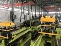 Low Carbon Steel, 1/6 Inch Thick Wall, Angle Iron Roll Forming Machine