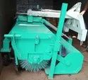 Hydraulic Broomer Machine with Bucket