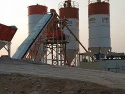 Ready Mix Concrete Manufacturing Plant