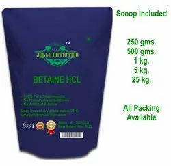 Betaine HCL Health Supplement