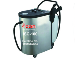 ISC-100 E-Steam Car Washer