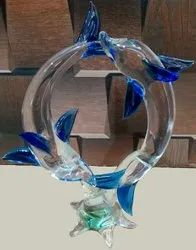 Glass Handicrafts Items, For Decoration