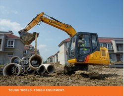CLG908E LiuGong Hydraulic Excavator