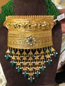Wedding Wear Golden Rajputi Gold Aad, 40 Gm