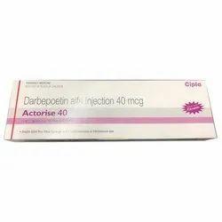 Actorise Darbepoetin Alfa Injection