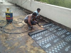 Sheet Membrane Waterproofing Service, in Tamil Nadu