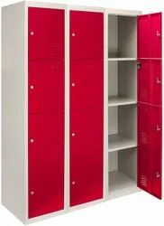 Industrial Safety Lockers