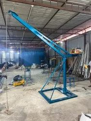 Monkey Hoist Crane Heavy