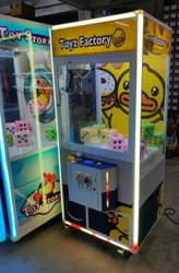 Toy Catcher Redemption Game