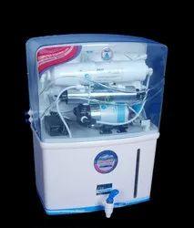White Aqua Grand Water Purifier, Capacity: 12 LPH