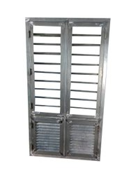 Galvanized Standerd Steel Window