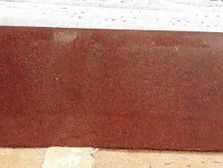 Big Slab Polished Ruby Red Floor Granite, For Flooring, Thickness: 18 mm