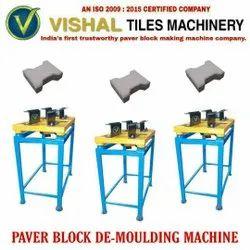 Interlocking Paver Block Demoulding Machine