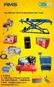Two Wheeler Garage Equipment
