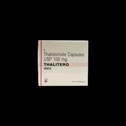 Thalitero 100 Mg Capsules