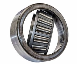 Chrome Steel Taper Roller Bearing, For Machinery, 3 Inch
