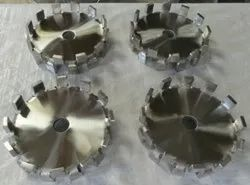 SS Impellers Fabrication