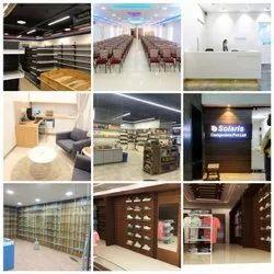 Supermarket Interior Designing Services