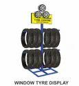 Window Tyre Display