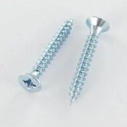 Mild Steel Chip Board Screws, Size: 19 To 50