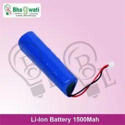 Lithium Ion Battery 1500 Mah