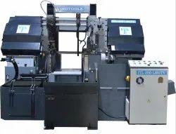 ITL-350-LMGTV Double Column Semi Automatic Metal Cutting Band Saw Machine