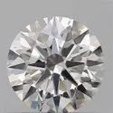 Round 0.31ct G VVS2 GIA Certified Natural Diamond
