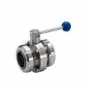 Butterfly Valve With Union