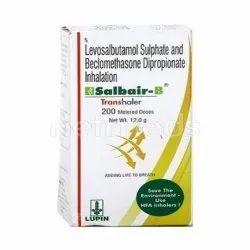 Levosalbutamol Sulphate Beclomethasone Dipropionate Inhalation