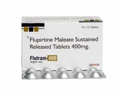Flupirtine Maleate Sustained Released Tablets 400mg