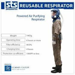 Powered Air Purifying Respirator- W80E3H1