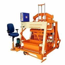 Automatic Solid Block Making Machine