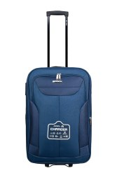 Arya 2 Silent Bearing Wheels Trolly Bags, For Travelling, Model Name/Number: Charger