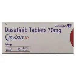 Dasatinib Tablet 70mg