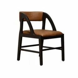 Antique Wooden Mac Brown Modular Chair, For Home,Office and Cafe