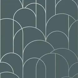 PVC bedroom wallpaper