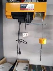 One Ton Capacity Mini Electric Wire Rope Hoist
