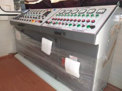 Semi-Automatic Asphalt Drum Mix Control Panel, For Road Construction, Capacity: 35-150 Tph