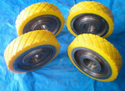 Polyurethane High Load Bearing Wheels