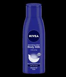 Nivea Nourishing Body Milk Lotion(MRP-79/-), For Personal, Size: 75ML