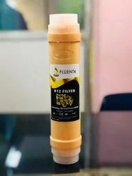 Plastic yellow Vitamin B12 Filter, For home & commercial