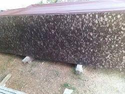 Black Pearl Granite Slab, For Flooring, Thickness: 16.5 mm