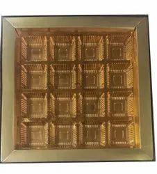 Cardboard Chocolate Box, For Food