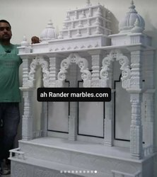 Decorative Stone Temple