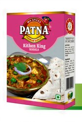 Patna Kitchen King Masala Powder, Packaging Size: 100g