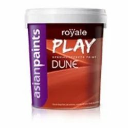 Asian Paints High Gloss Royal Play Dune Paint, For Interior Walls